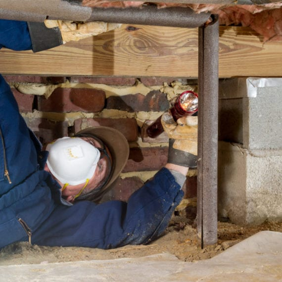 Crawlspace Insulation Benefits Your Whole Home