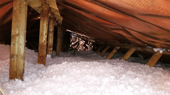 The Buffer Zone In Your Attic